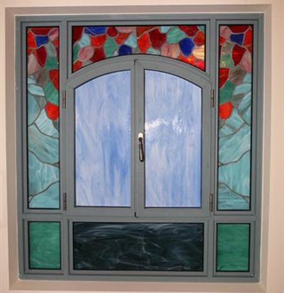 חלונות זכוכית 1
