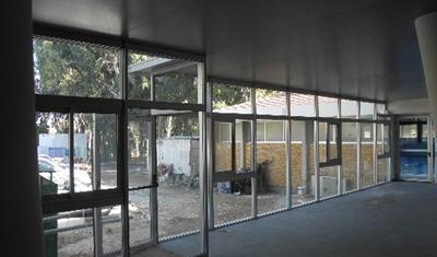 חלון אלומיניום 2