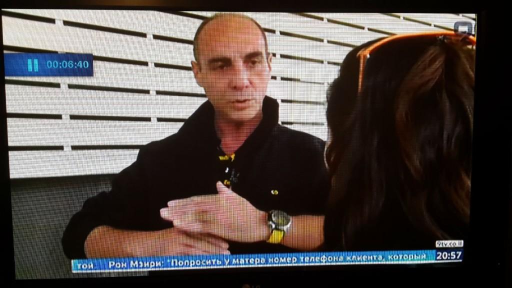 רוני מאירי ערוץ 9